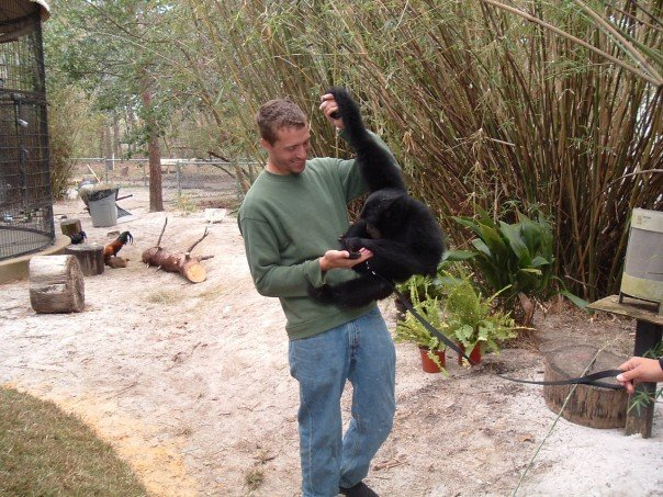 Zookeeper feature siamang