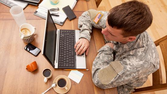 Military Service Members Balance School
