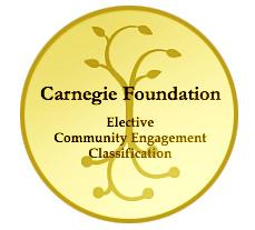 Carnegie Foundation: 2015 Community Engagement Classification honor