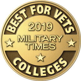 Best for Vets Military Times award