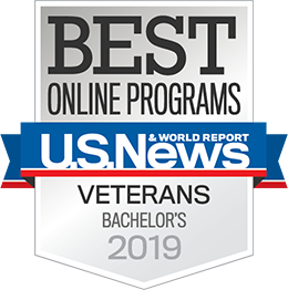 Badge Online Programs Veterans Bachelors